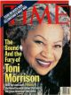 Toni Morrison article in TIME (connects to GALILEO)
