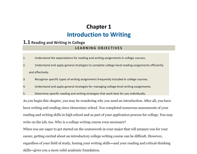 Writing for Success (Saylor)