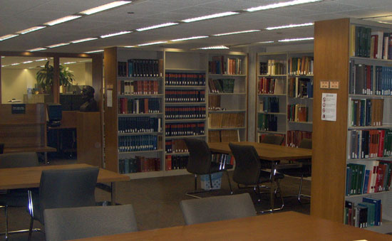 Photo of the Classics Reading Room