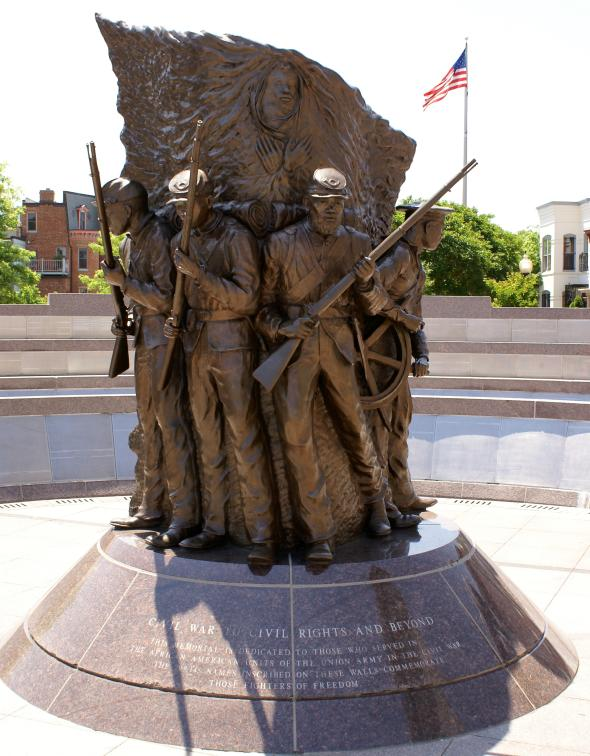 African American Civil War Memorial, Washington, DC