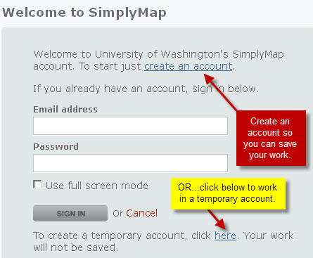 Welcome to SimplyMap
