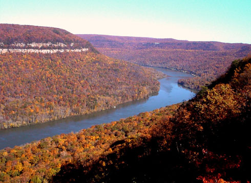 Tennessee River Gorge