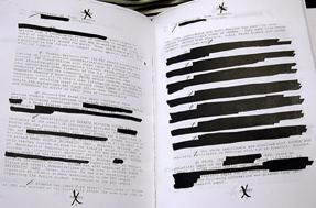 Declassified documents