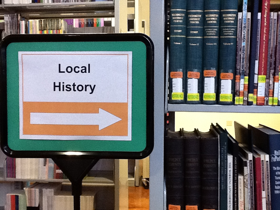 UW Tacoma Library Local History Collection