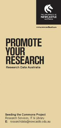 Promote your Research