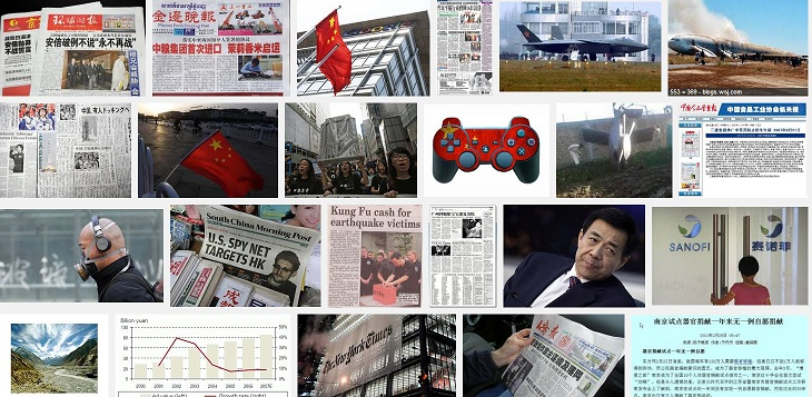 Contemporary Chinese news