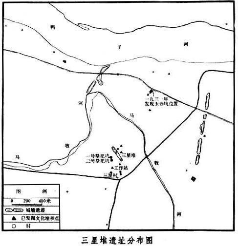 sanxingdui site map