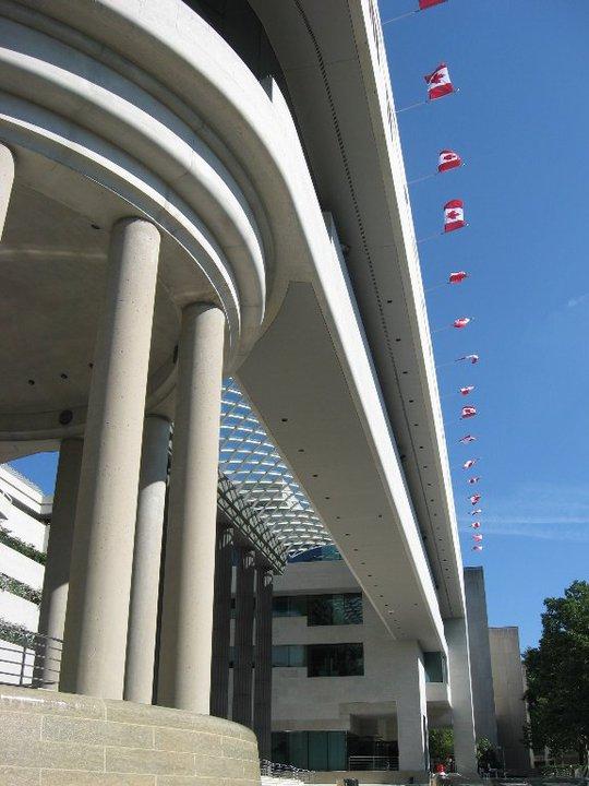 Canadian Embassy / Ambassade du Canada, Washington, D.C.