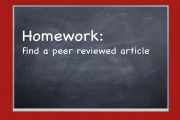 Short video describing the peer-review process.