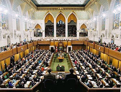Canadian Parliament session