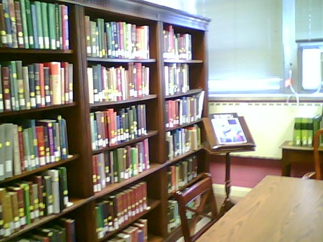 Nursing/Biology Library 