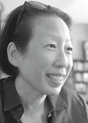 Gish Jen - Harman Writer-in-Residence Fall 2013