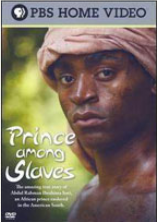 Prince Among Slaves DVD image