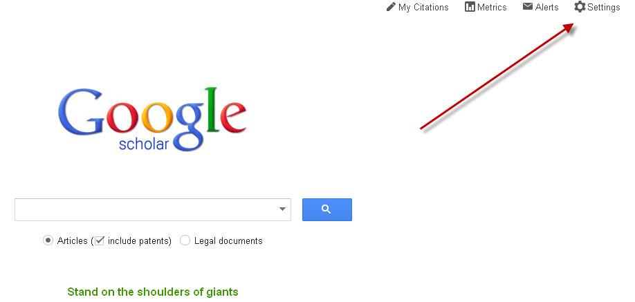 Google Scholar #1