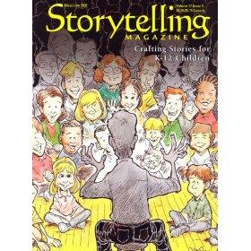 Storytelling Magazine image