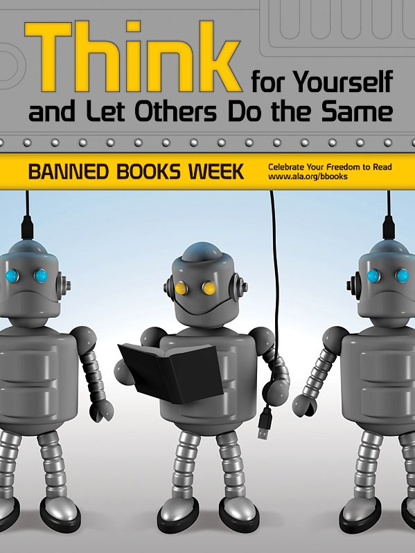 Banned Books Week graphic