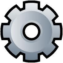 Gear icon