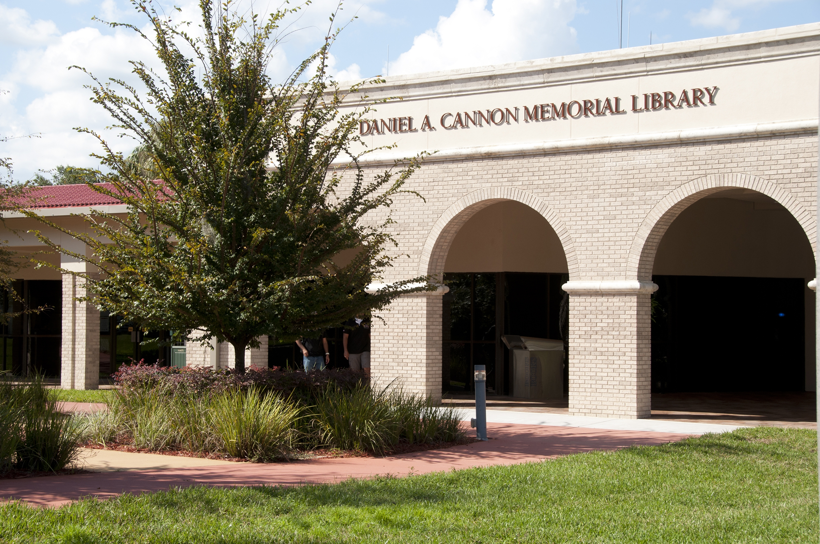 Daniel A. Cannon Memorial Library