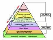 EBP pyramid