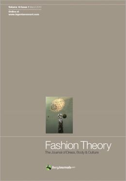 Fashion theory journal cover