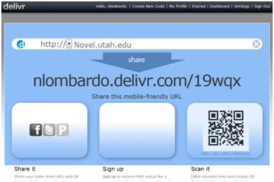 Delivr URL