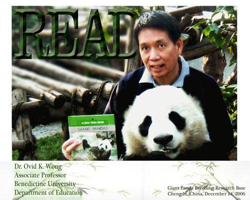 Dr. Ovid Wong