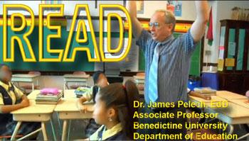 READ poster - Jim Pelech