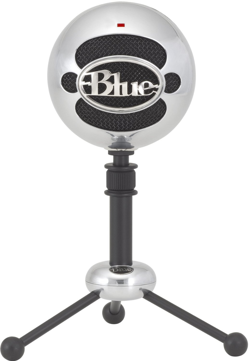 Image of a Snowball Microphone