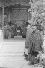 Steele Dalai Lama