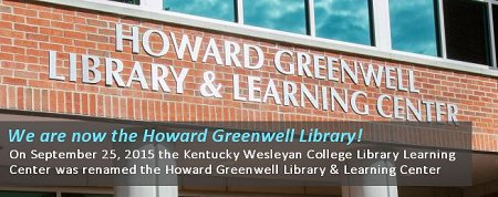 Howard Greenwell Library