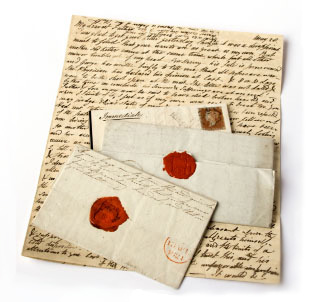 Archival letters