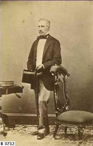 Sir George Grey 1812-1898