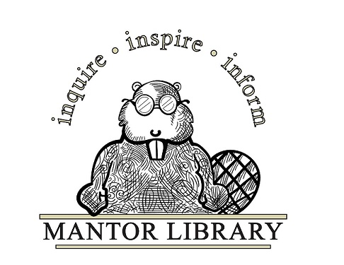 Mantor Library logo