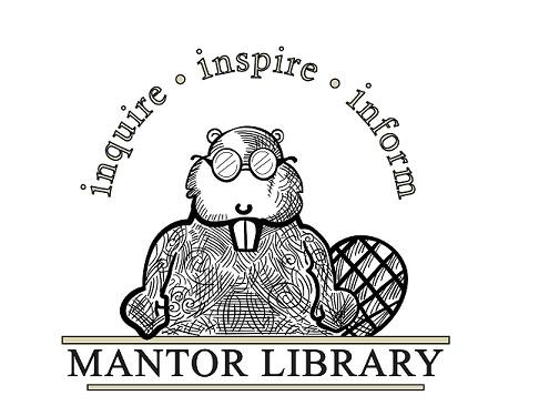 Mantor Library logo