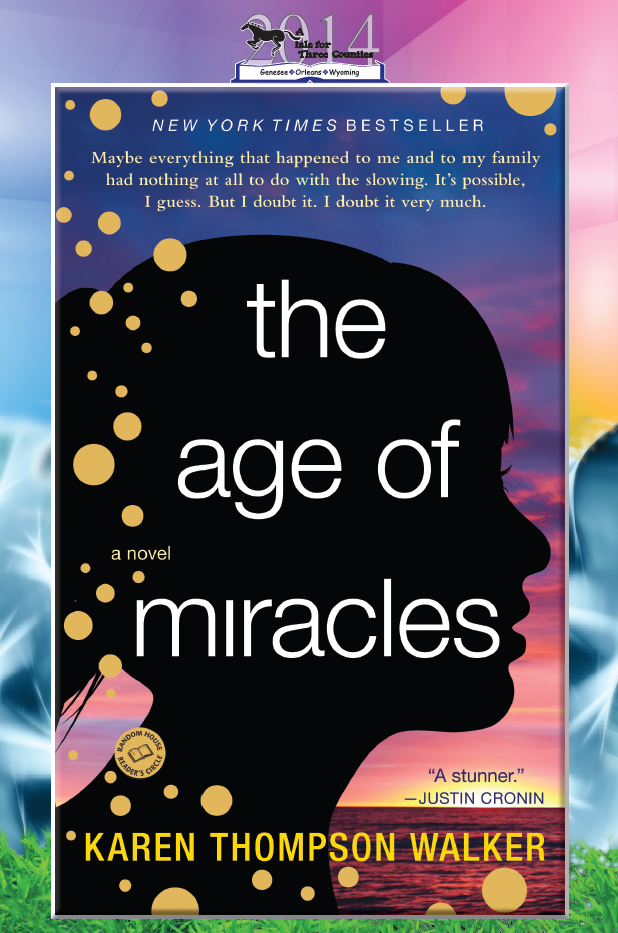 age of miracles cover