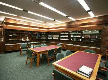 Cultural Collections Reading Room