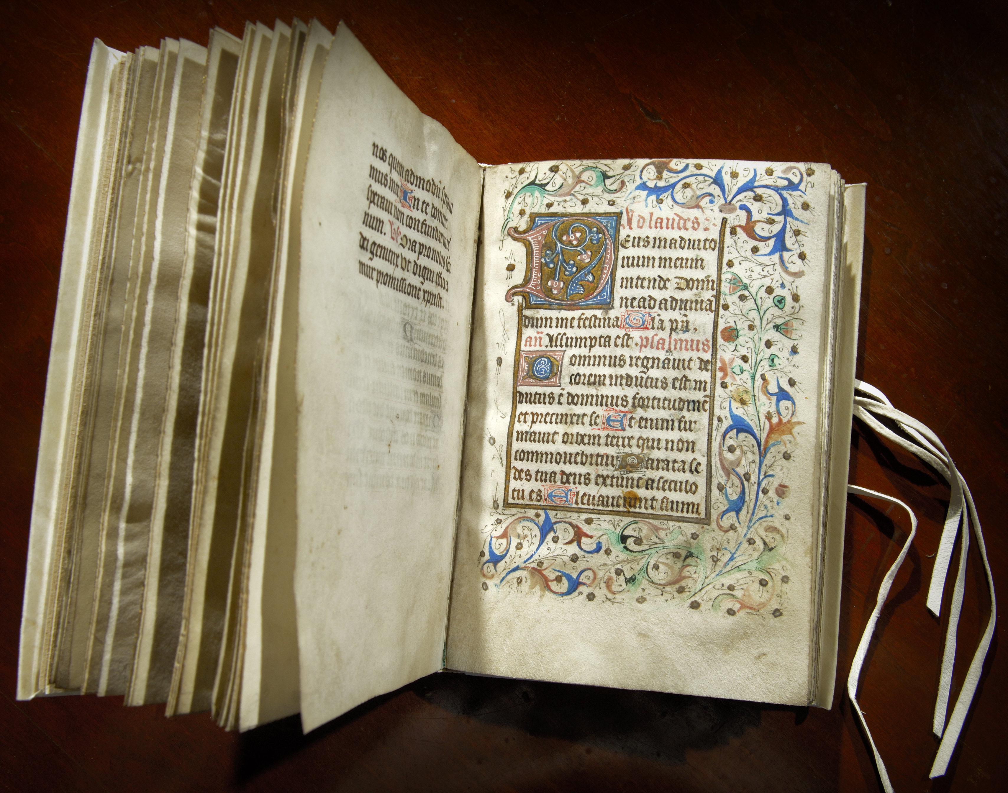 15th c. Book of Hours