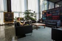 SSA Library reading room