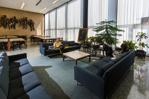 SSA Library reading room