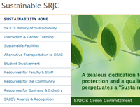 Sustainable SRJC