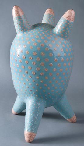 Picture Eva Kwong's Sculpture