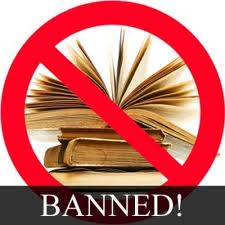 No banned books symbol