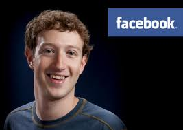 Mark Zuckerberg founder of FaceBook