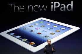 Photo of an iPad