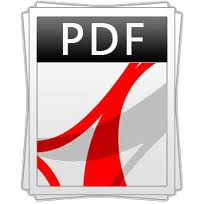 Image of the Adobe PDF logo