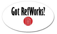 Got RefWorks button