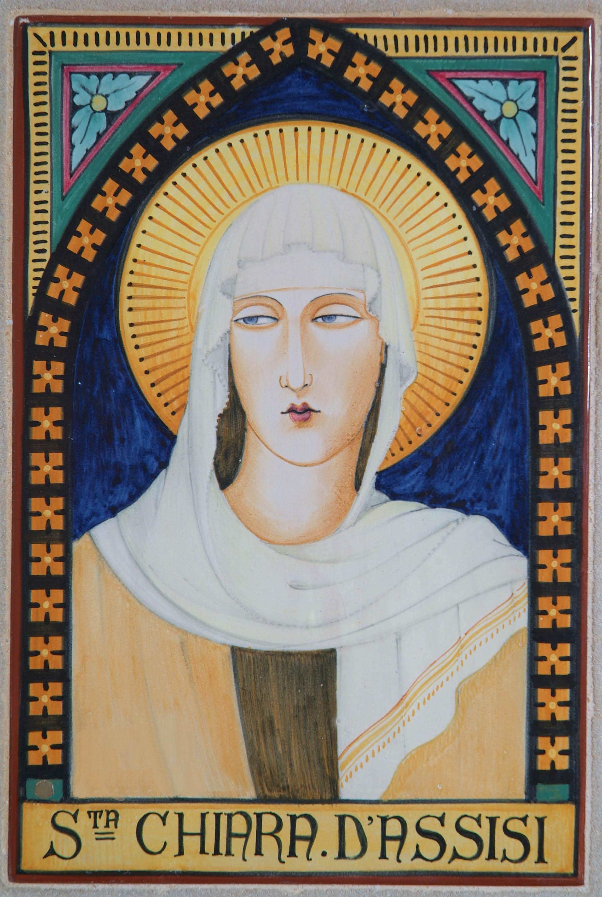 Sta. Chiara d'Assisi