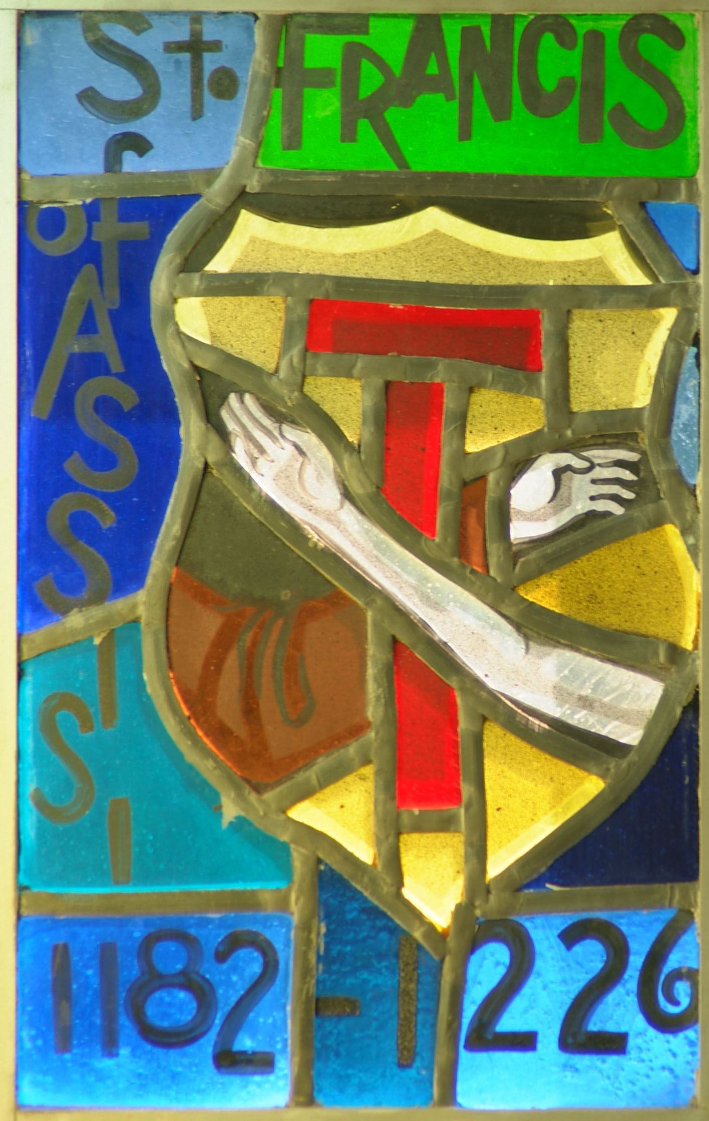 Franciscan Coat of Arms