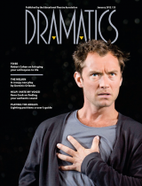 Dramatics magazine