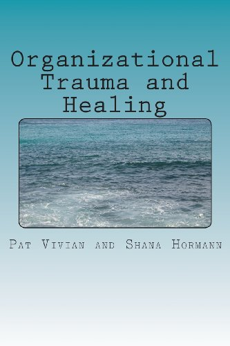 Organizationa Trauma and healing book cover